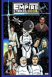 The Empire Strikes Door Poster