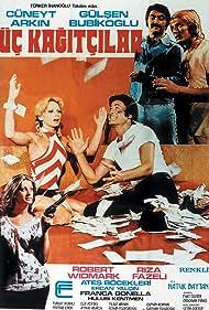 Üç kagitçilar Poster - Movie Forum, Cast, Reviews