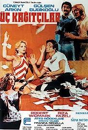 Üç kagitçilar Poster