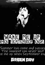 Green Day: Wake Me Up When September Ends