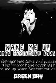 Green Day: Wake Me Up When September Ends Poster