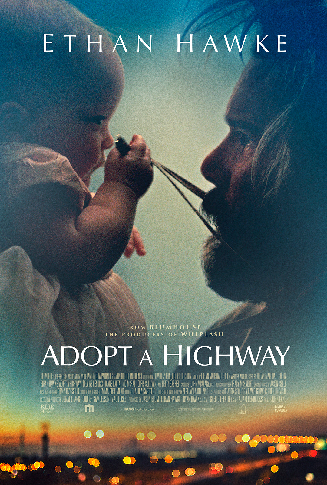 Įvaikintas greitkelyje (2019) / Adopt a Highway