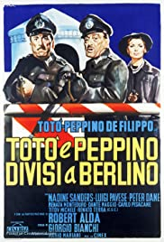 Toto and Peppino Divided in Berlin Poster
