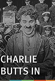 Charlie Butts In Poster