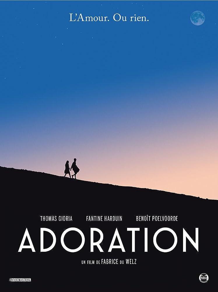 Poster film Adoration (2019)