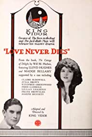 Madge Bellamy and Lloyd Hughes in Love Never Dies (1921)