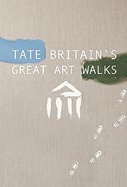 Tate Britain's Great British Walks Poster