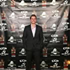 """Photo of Cameron Duckett at the world premiere of, """"Groupers"""" at the TCL Chinese Theatres"""
