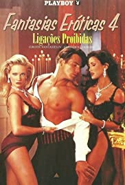Playboy: Erotic Fantasies IV, Forbidden Liaisons Poster