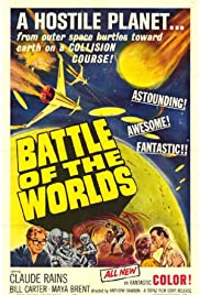 Battle of the Worlds (1961) Poster - Movie Forum, Cast, Reviews