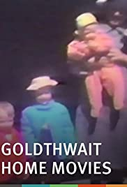 Goldthwait Home Movies Poster