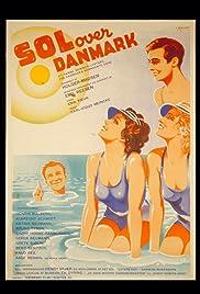 Sol over Danmark Poster