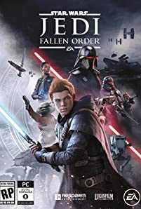 """The Jedi have fallen. Now you will rise. In """"Star Wars Jedi: Fallen Order,"""" hone your Force powers, master lightsaber combat, and learn to fight like a Jedi."""
