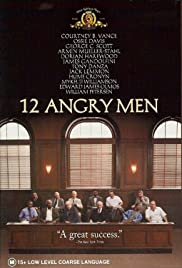 12 Angry Men(1997) Poster - Movie Forum, Cast, Reviews