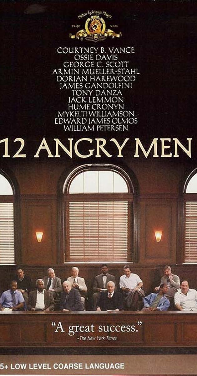 12 Angry Men (TV Movie 1997) - IMDb