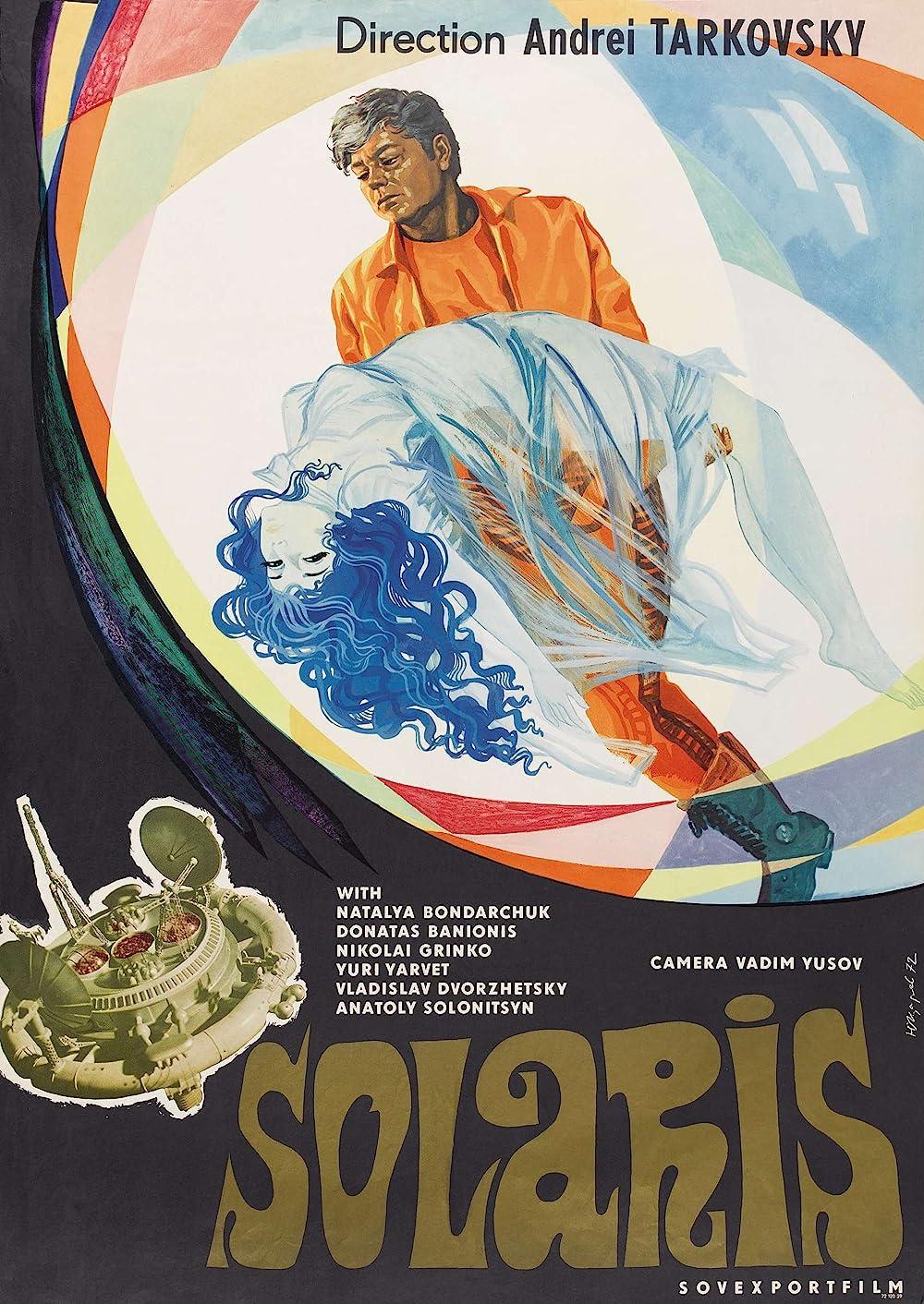 Solaris (1972) - IMDb