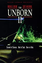 The Unborn II(1994) Poster - Movie Forum, Cast, Reviews
