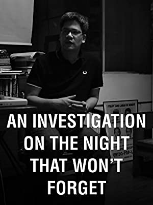 Where to stream An Investigation on the Night That Won't Forget