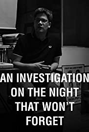 An Investigation on the Night That Won't Forget Poster