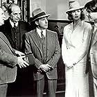 Dustin Hoffman, Nicole Kidman, Loren Dean, Barton Heyman, and Steven Hill in Billy Bathgate (1991)