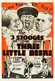 Three Little Beers Poster