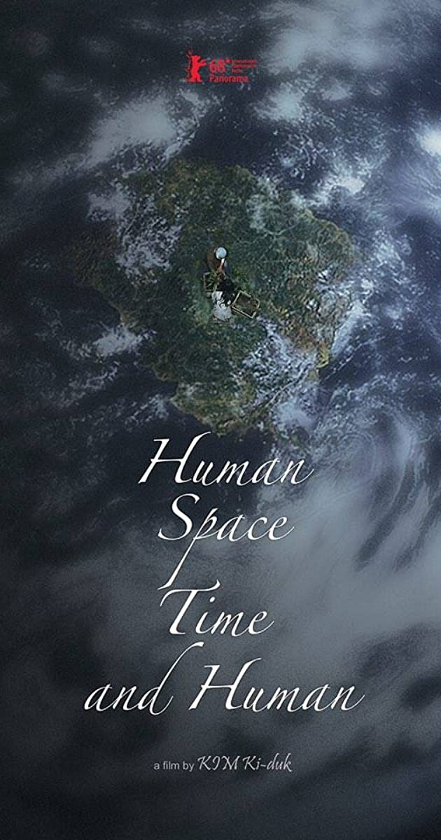 Subtitle of Human, Space, Time and Human