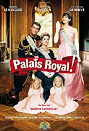 Palais royal! Poster