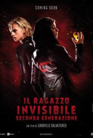 Galatéa Bellugi and Ludovico Girardello in Il ragazzo invisibile: Seconda generazione (2018)