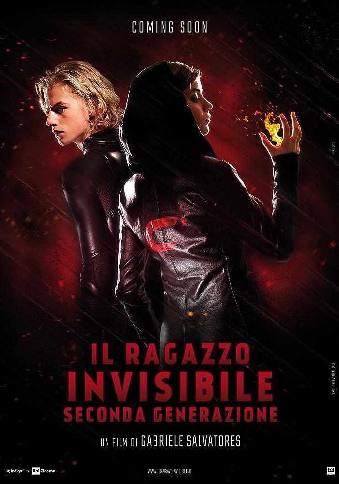 فيلم The Invisible Boy: Second Generation مترجم