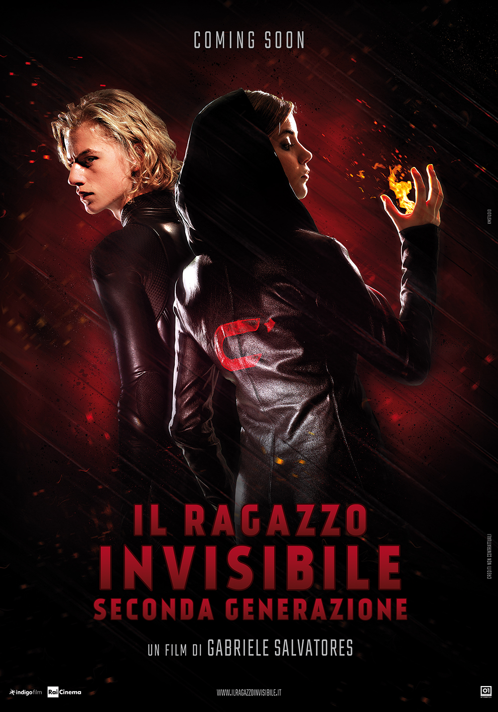 The Invisible Boy: Second Generation (2018) WEBRip 720p