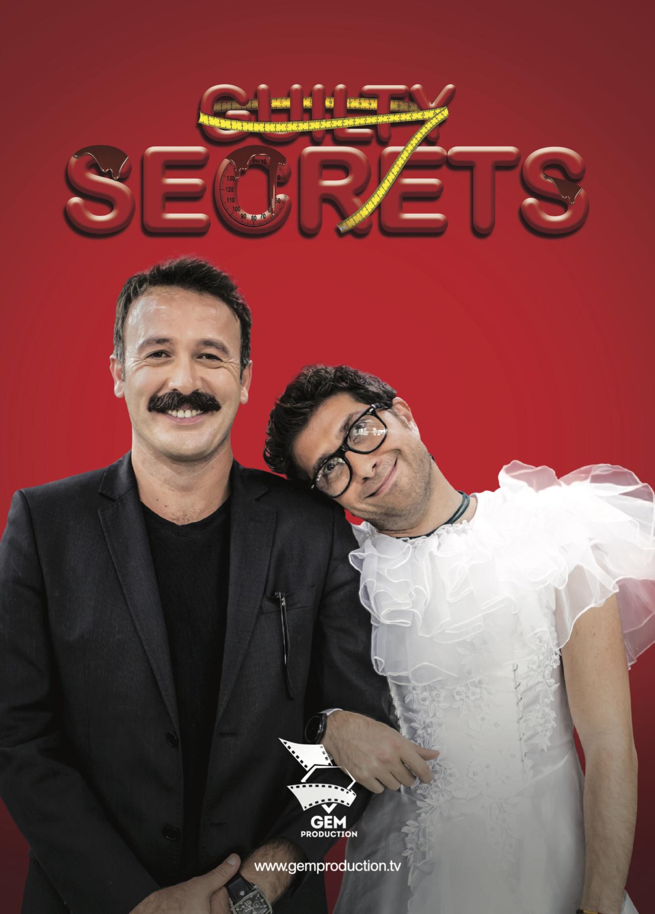 دانلود زیرنویس فارسی سریال Guilty Secrets
