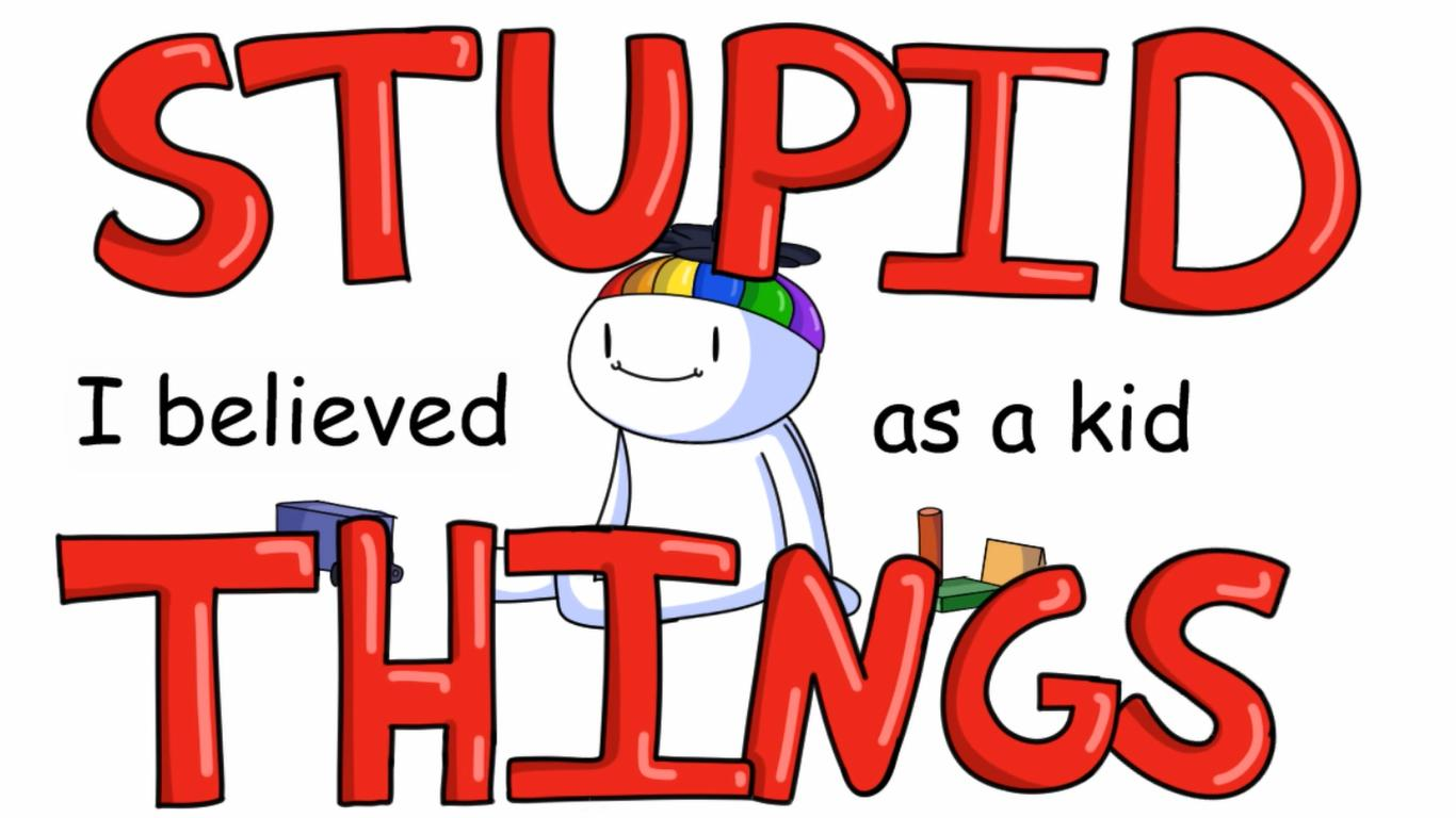 """""""TheOdd1sOut"""" Stupid Things my sister Believed as a Kid (TV Episode 2015) - IMDb"""
