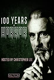 100 Years of Horror Poster