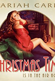 Mariah Carey: Christmas Time Is in the Air Again - Lyric Video Poster