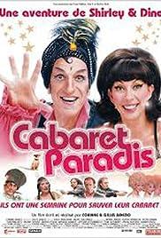 Cabaret Paradis Poster
