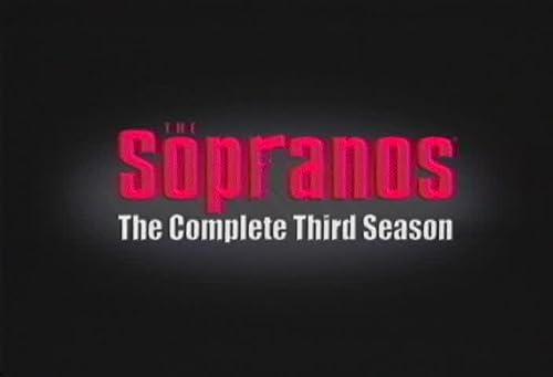 The Sopranos: Complete Third Season