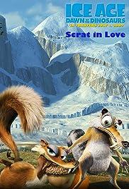 Scrat in Love Poster