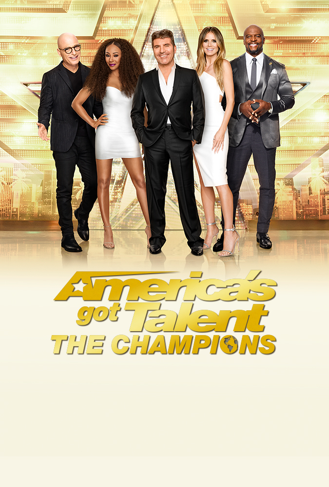 America's Got Talent: The Champions - Season 1