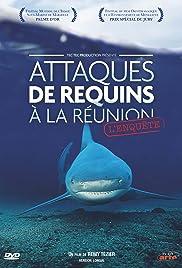 Attaques de Requins à La Réunion L'enquête Poster