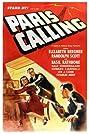 Paris Calling (1941) Poster