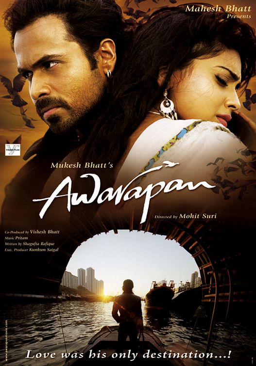 Awarapan 2007 Hindi BluRay 720p 1GB MP4
