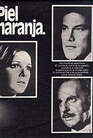 Arnaldo André, Marilina Ross, and Raúl Rossi in Piel naranja (1975)