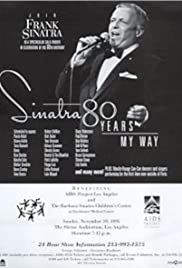 Sinatra: 80 Years My Way Poster