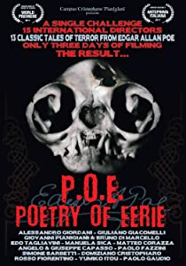 Best site to watch english online movies P.O.E. Poetry of Eerie by Domiziano Cristopharo [QHD]