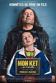 François Damiens and Matteo Salamone in Mon ket (2018)