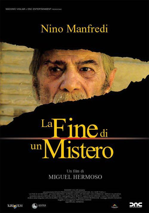 Nino Manfredi in La luz prodigiosa (2003)