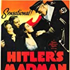 John Carradine and Patricia Morison in Hitler's Madman (1943)