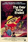 The Day Time Ended (1979) Poster