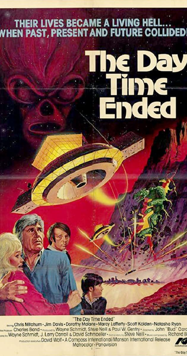 The Day Time Ended (1979) - IMDb