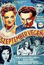 Szeptember végén Poster